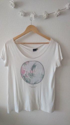 Hurley T-shirt bianco