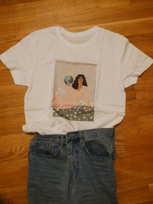 T-Shirt Illustration Feminism