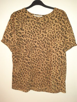 """T- shirt im Leo look """"We the free"""" (free people)"""