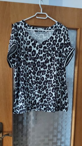 Betty Barclay T-shirt bianco-nero