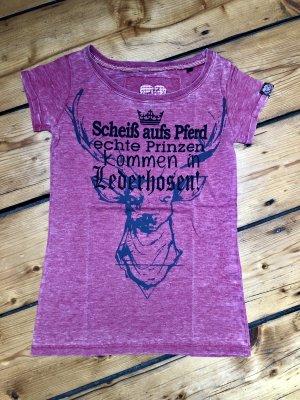 T-Shirt im Trachtenstil von hangOwear
