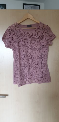 T- Shirt in altrosa