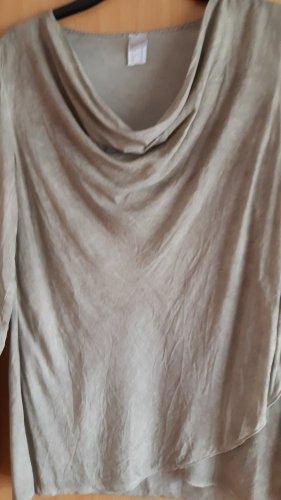 Heine Collection Top col bénitier doré polyester