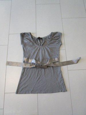 T-Shirt in grau, melrose, Größe 36
