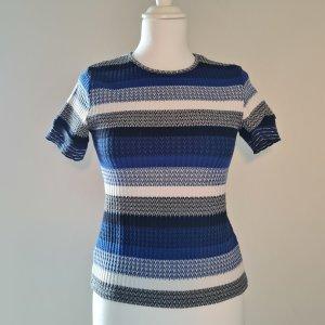 Promod Camicia maglia multicolore Tessuto misto