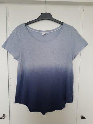 T Shirt in Ombré