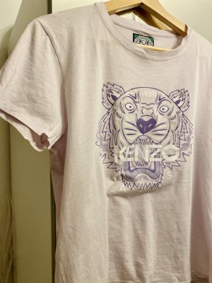 T-Shirt KENZO L Lila
