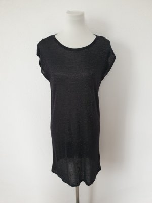 Esmara Shirt Dress black-silver-colored