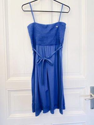 edc by Esprit Sukienka gorsetowa niebieski