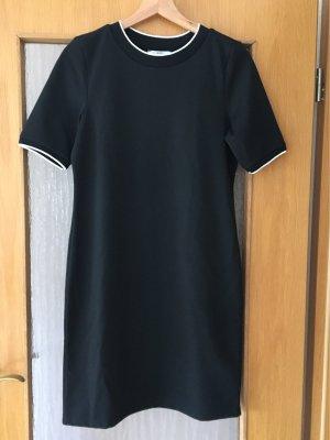 edc by Esprit Robe t-shirt noir-blanc