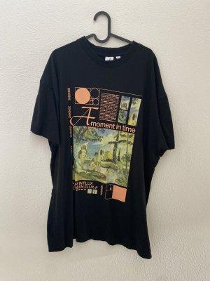 Collusion Robe t-shirt noir
