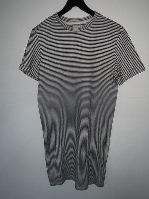 Selected Femme Shirt Dress white-dark blue