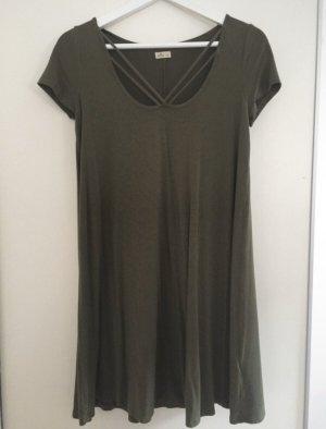 T-Shirt Kleid, Hollister
