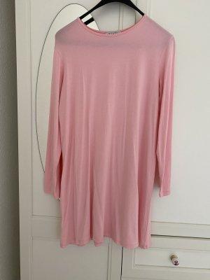 T-Shirt Kleid Lange Ärmel
