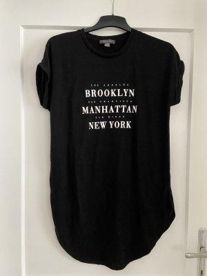 T-Shirt Kleid mit coolen Spruch