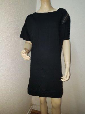 T-Shirt Kleid mit Reißverschluss NEU mit Etikett Gr. 34/36