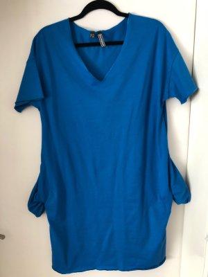 T Shirt Kleid mit Taschen