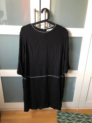T-shirt Kleid & other stories schwarz Taille Business Kleid 42