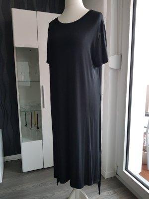 new collection Vestido estilo camisa negro