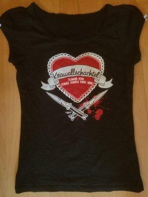 """T-shirt """"Krawallschachtel"""""""