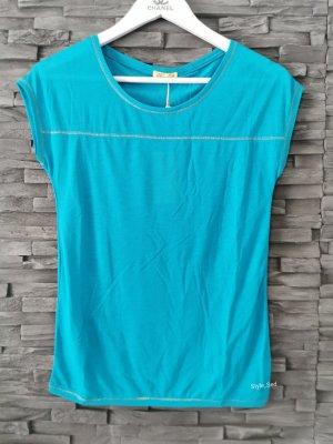 T-shirt Kurzarm Shirt Sommer Rundhalsausschnitt