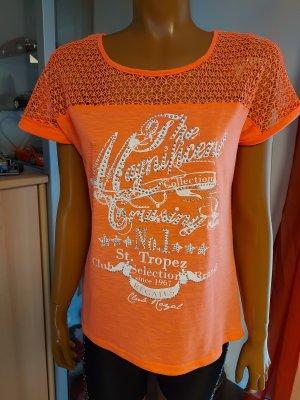 T-Shirt lachs Größe 40