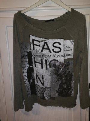T-shirt, Langarm