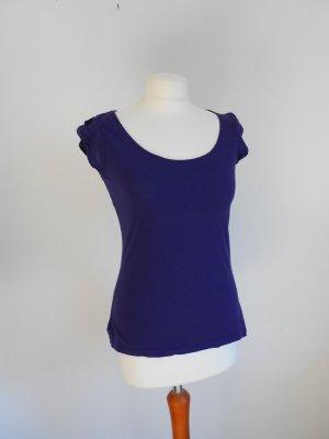 T-Shirt Lila Größe S