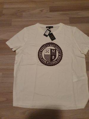 T-shirt Maje aus Bio Baumwolle Gr 40 T3