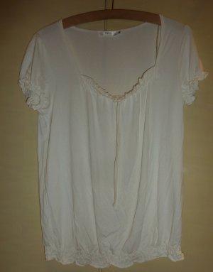 b.p.c. Bonprix Collection  bianco Viscosa