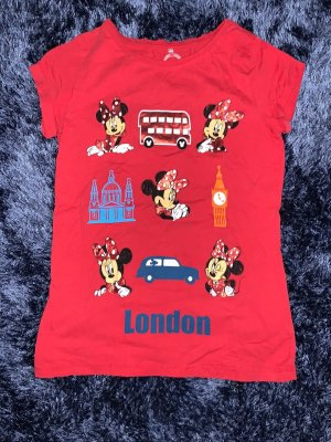 T-Shirt metalic Minnie Mouse