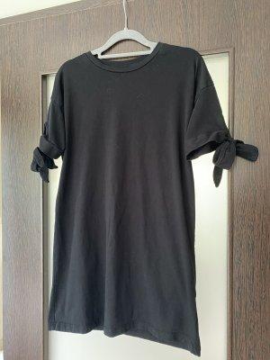 Asos Sukienka o kroju koszulki czarny