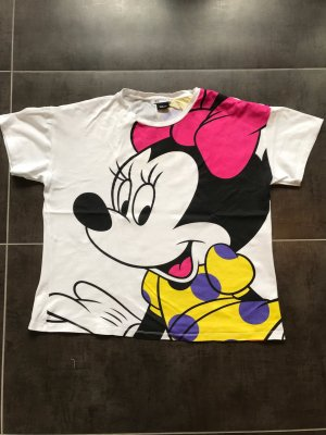 T-Shirt Minnie Mouse Zara Gr. L