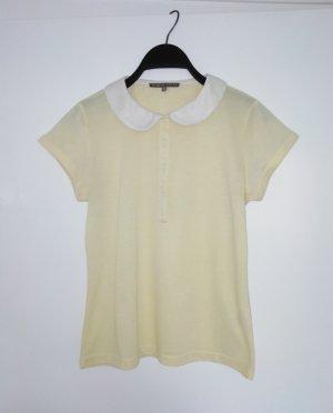 Mint&berry T-shirt jaune clair