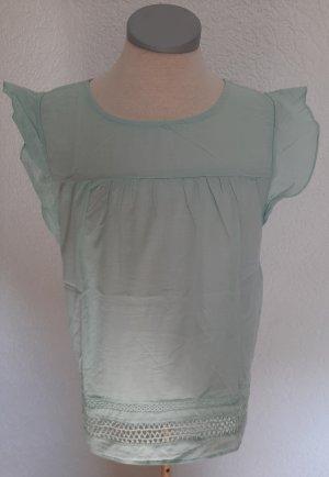 T-shirt mintgrün von S. Oliver