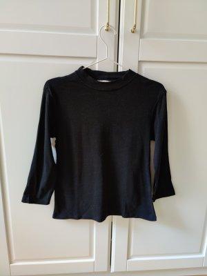 T-Shirt mit 3/4 Ärmeln von Zara