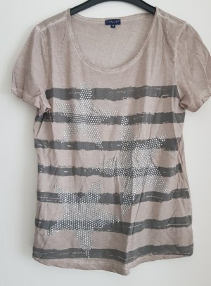 Darling Harbour T-Shirt grey-camel