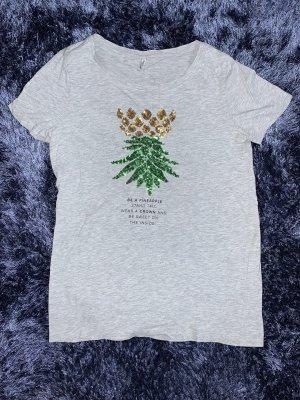 T-Shirt mit Ananas