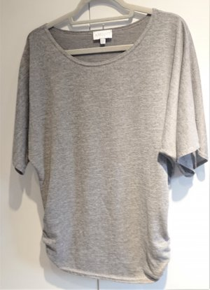 Apricot T-Shirt grey brown polyester