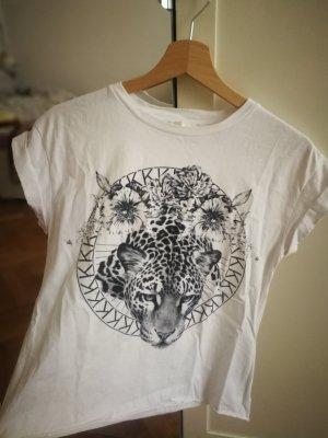 T-Shirt mit Animal-Print von Rich & Royal