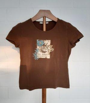 T-Shirt mit Applikation * more & more