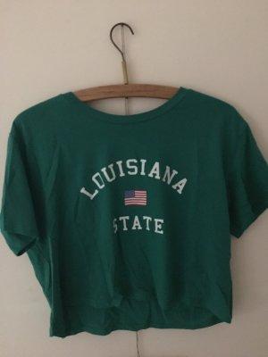 T Shirt mit Audruck