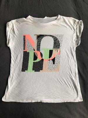 T shirt mit Aufdruck