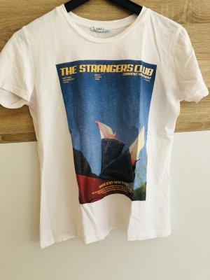 T-Shirt mit Aufdruck von Zara