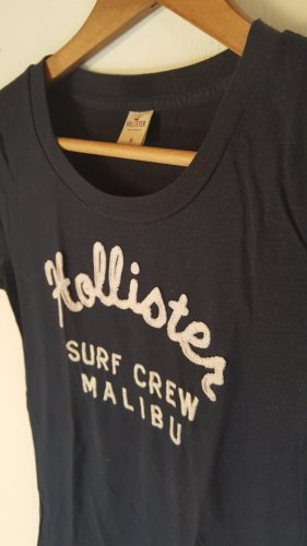 T-Shirt mit Aufschrift von Hollllister