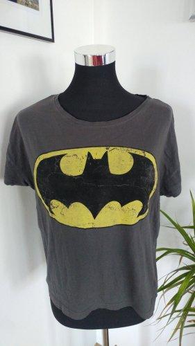 T-Shirt mit Batman Print