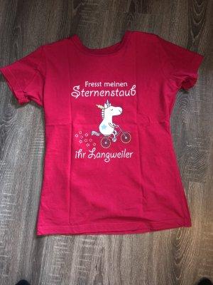 T-Shirt mit Bedruck