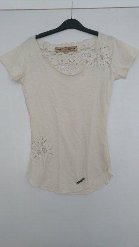 Khujo T-shirt Wielokolorowy
