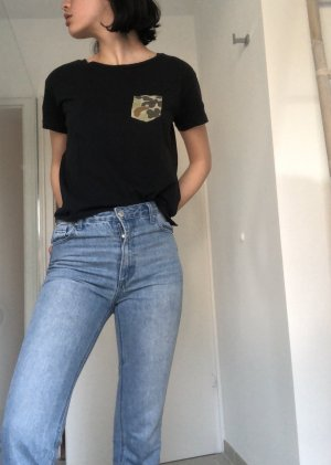 T-Shirt mit Camouflage Tasche von Ralph Lauren