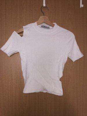 T-Shirt mit Cut Outs
